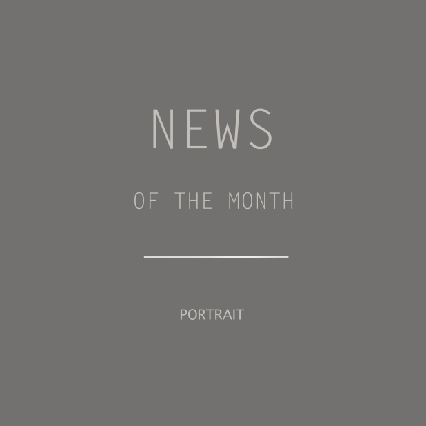 NEWS OF THE MONTH-03-19